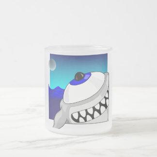SHARKSTER MATTE GLASTASSE