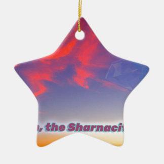Sharnacity Keramik Ornament