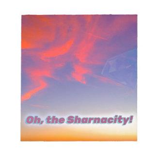 Sharnacity Notizblock