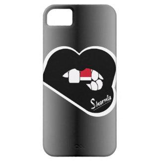 Sharnias Lippender Jemen-Handy-Fall iPhone 5 Etui