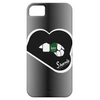 Sharnias Lippensaudi-arabien Handy-Fall BLp iPhone 5 Schutzhülle