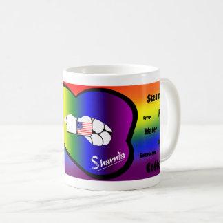 Sharnias Lippenusa-Tasse (RB Lippe) Kaffeetasse
