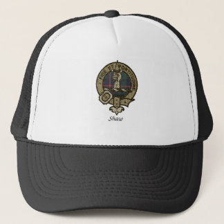 Shaw-Clan-Wappen Truckerkappe