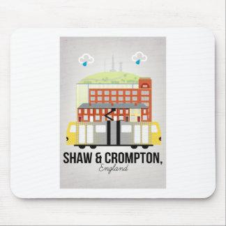 Shaw und Crompton Mousepad