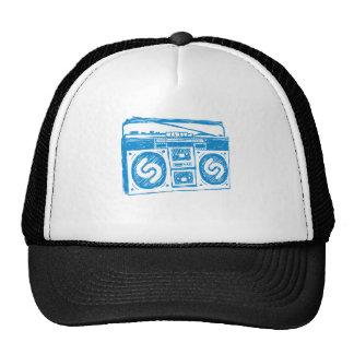 Shazam Boombox Retrokult Cap