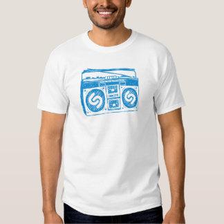 Shazam Boombox Shirt