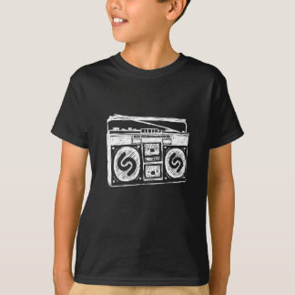 Shazam Boombox T - Shirt