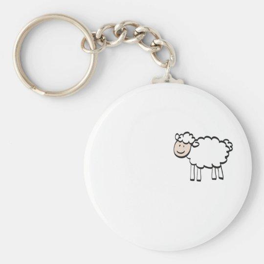 sheep schlüsselanhänger