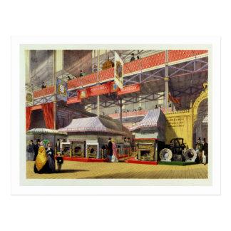 """Sheffield-Hardware, überziehen 43 von """"Dickinsons"""" Postkarte"""