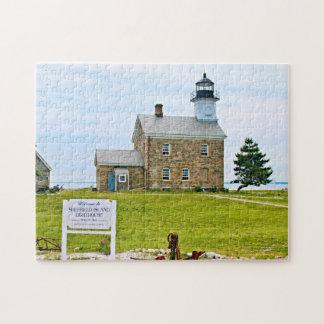 Sheffield-Insel-Leuchtturm, Connecticut Puzzle