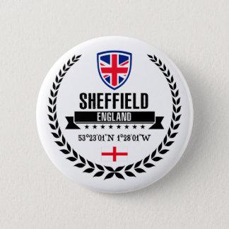 Sheffield Runder Button 5,7 Cm
