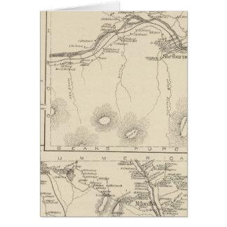Shelburne, Gurren Co Grußkarte