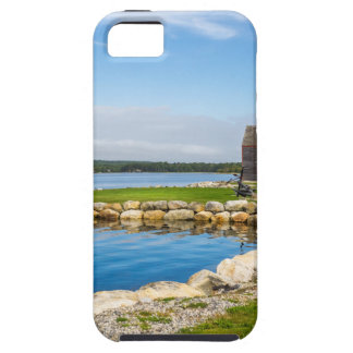 Shelburne Ufergegend iPhone 5 Etui