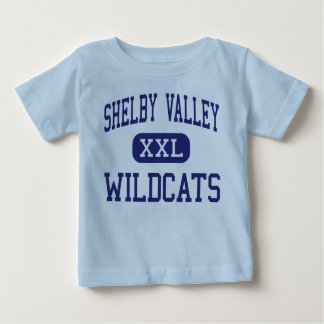Shelby Tal - Wildkatzen - hoch - Pikeville Baby T-shirt