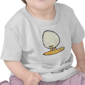 Sheldon das Ei-Baby-Shirt