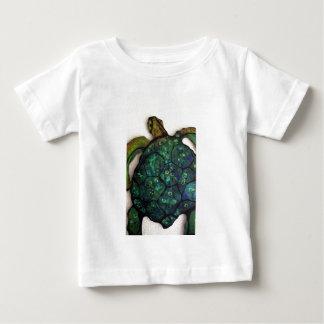 Sheldon die Meeresschildkröte Baby T-shirt