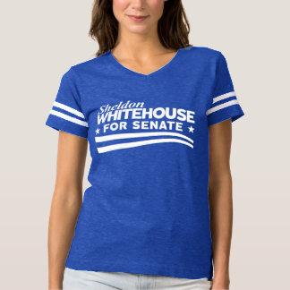 Sheldon Whitehouse für Senat T-shirt