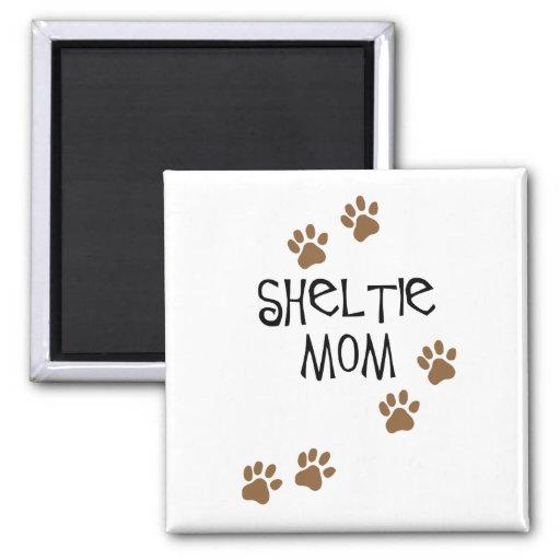 Sheltie Mamma Magnets