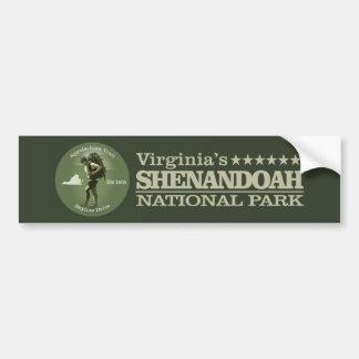 Shenandoah NP Autoaufkleber