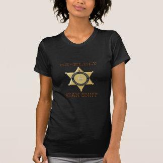 Sheriff-Atemzug T-Shirt