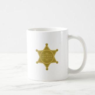 Sheriff Kaffeetasse