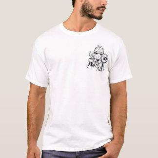Sherlock-Hundeforscher-T-Shirt DSCMO T-Shirt