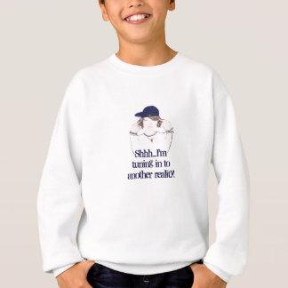 Shhh… stimme ich herein zu einer anderen sweatshirt