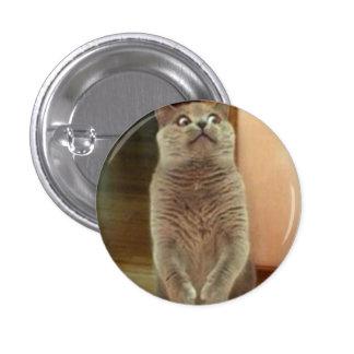 Shhhhh Runder Button 2,5 Cm