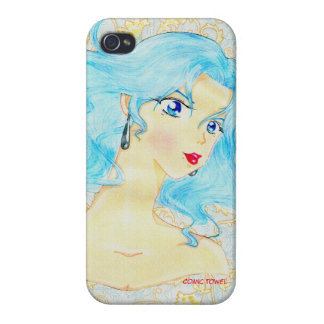 Shi Shi behält es einfach iPhone 4 Case