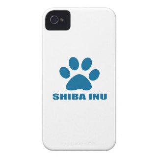 SHIBA INU HUNDEentwürfe iPhone 4 Case-Mate Hülle