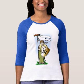 Shieldmaidens der Viggo-Arbeiten T-Shirt