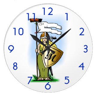 Shieldmaidens der Viggo-Arbeiten Uhr