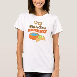 Shih--tzumama-Hundezucht-Geschenk T-Shirt