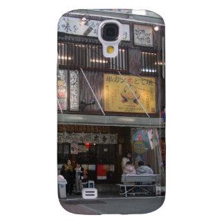 SHINSEKAI in Osaka Galaxy S4 Hülle