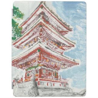Shintennouji Tempel-Kyoto Japan iPad Fall iPad Hülle