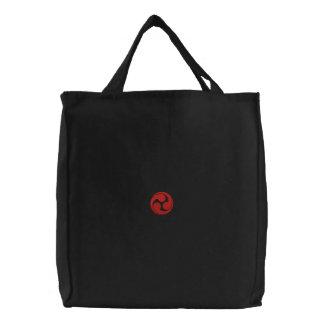 Shintoistische Tomoe Tasche