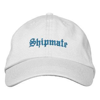 Shipmate Bestickte Kappe