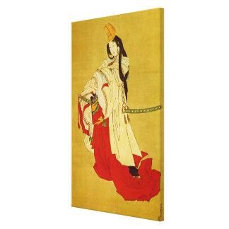Shirabyōshi Hokusai Japaner-schöne Kunst Leinwanddruck