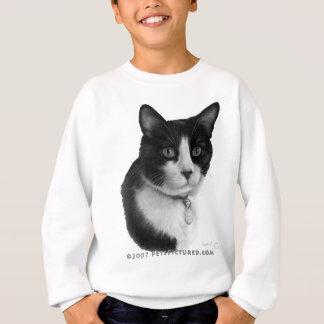 Shirley, Smokings-Katze Sweatshirt
