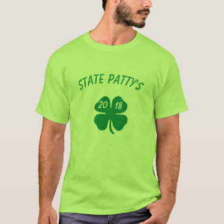 SHIRT 20XX des STAATS-PASTETCHENS TAGES