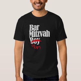 Shirt Bar Mitzvah Jungen (Mann)