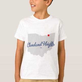 Shirt Cleveland Heights Ohio OH-