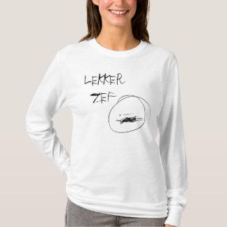 Shirt der Damen-Lekker Zef