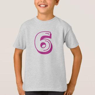 Shirt der Nr. 6