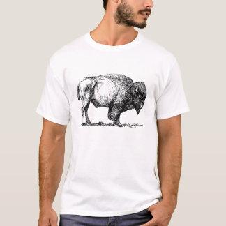 Shirt des amerikanischen Bisons (Büffel)