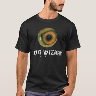 Shirt des Nebel-Zauberer-schlechten Auges