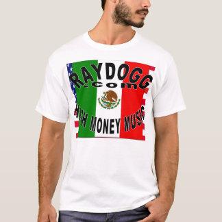 SHIRT DES STRAHLN-DOGG MEX/US
