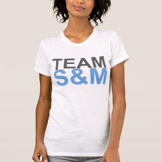Shirt des Team-S&M (ANTRAG) - Blau