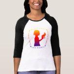 Shirt die Rechte der Kinder