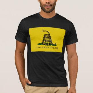 Shirt Gadsden-Flaggen-TSA